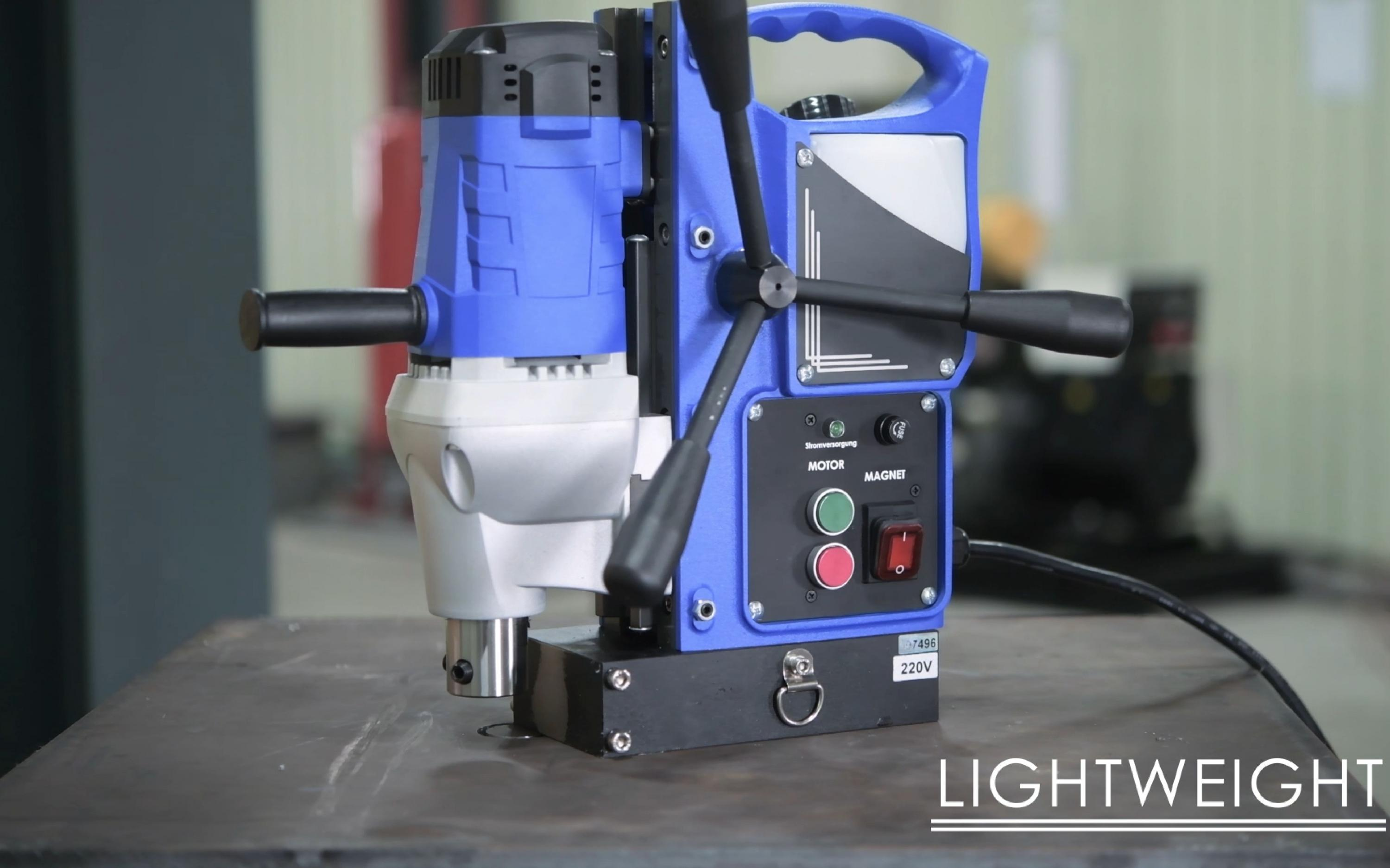 SMD35B Magnetic Drilling Machine