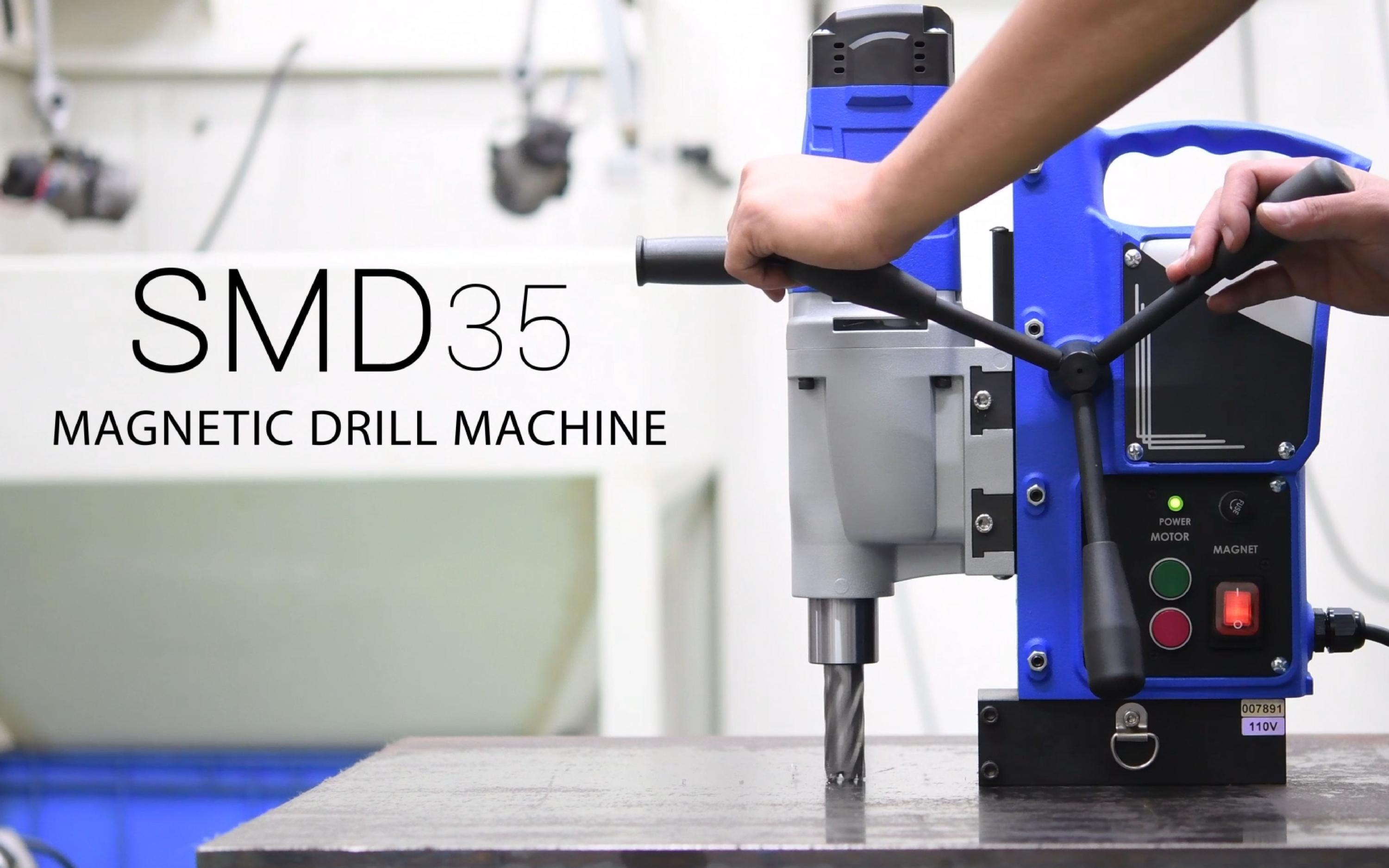 SMD35 Magnetic Drilling Machine